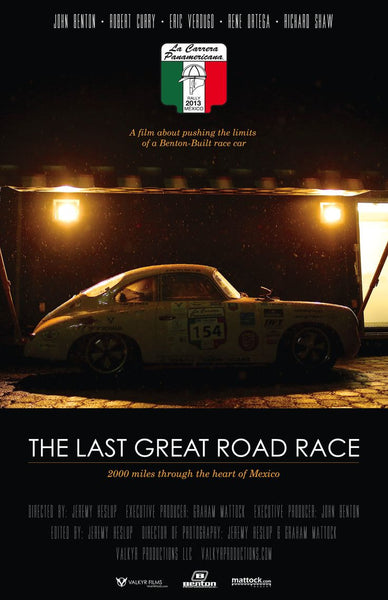 The Last Great Road Race