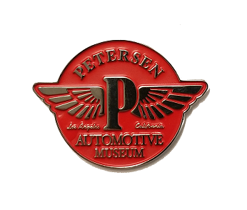 Petersen Magnet - Vintage Flying P