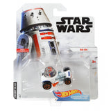 Hot Wheels- Star Wars- R5-D4