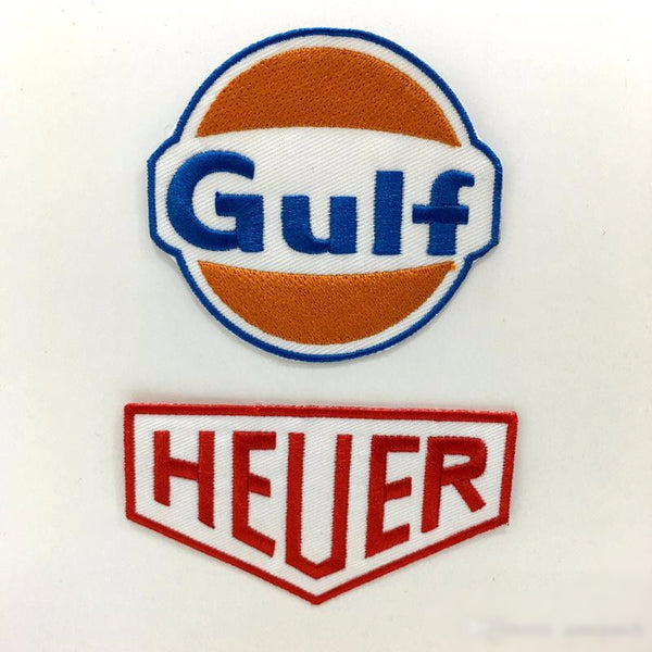 Gulf & Heuer Patch