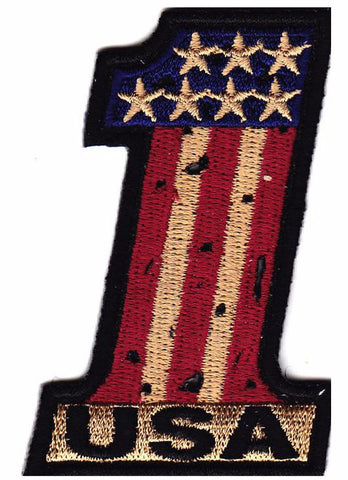 USA #1 Patch