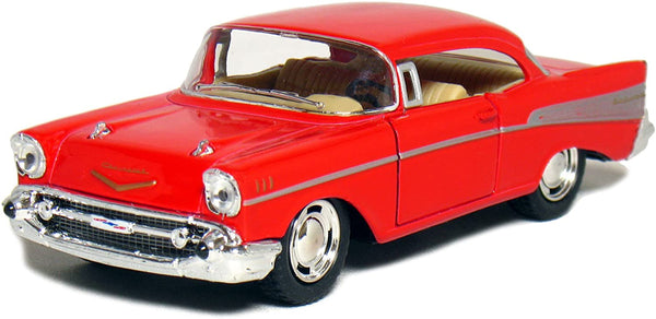 Kinsmart- 1957 Chevrolet Bel Air - Loose 1:40 Diecast