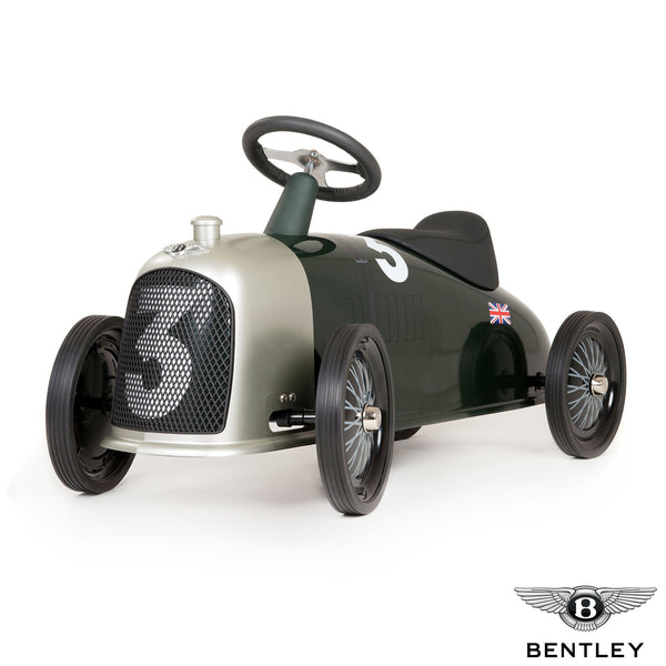 Rider Heritage Bentley Ride-On Car