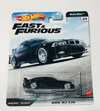 Hot Wheels- BMW M3 E36