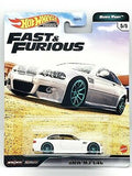 Hot Wheels Fast & Furious- BMW M3 E46- 1:64 Diecast