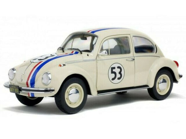 "Solido ""Herbie Love Bug"" VW Volkswagen Beetle Racer #53"