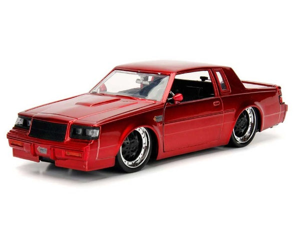1987 Buick Grand National- Loose 1:24 Diecast