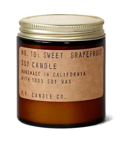 No. 10: Sweet Grapefruit by P.F. Candle Co.