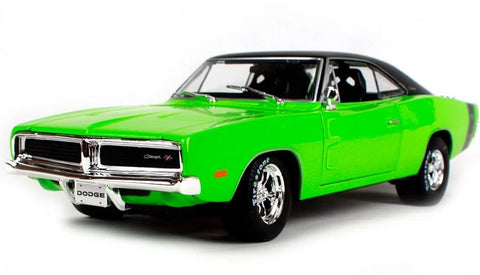 Maisto- 1969 Dodge Charger R/T 1:18 Scale