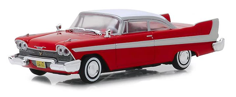 1958 Plymouth Fury Red - Christine