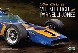 The Cars of Vel Miletich and Parnelli Jones Book