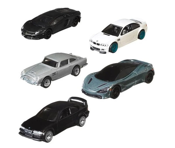 Fast & Furious Hot Wheels Premium Vehicle 2020 Wave 5 Case