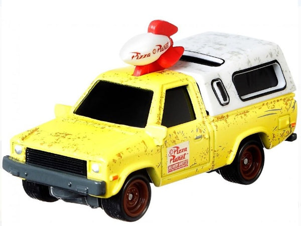 Hot Wheels Replica Entertainment- Pizza Planet Truck 1:64 Scale