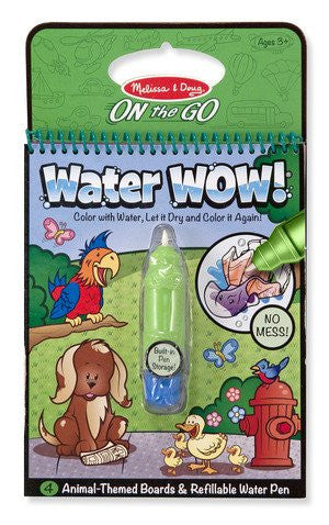 Water Wow! -Animals