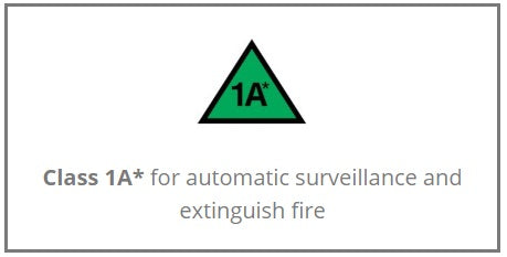 COMING SOON !!! Automatic Surveillance Firefighting 6""