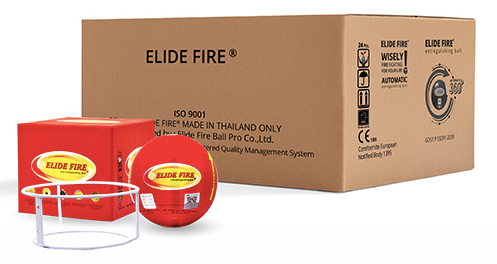COMING SOON !!! Mini ELIDE Offroad extinguishing ball 4""