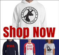 Exclusive Tshirts and Hoodies from Cross Carrier Clothing