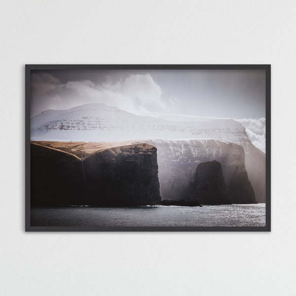 Faroe Island from the Ferry Norröna | Photography Print by Northlandscapes