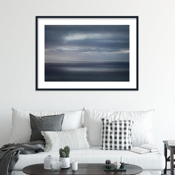 Cloudscape over the North Atlantic | Wall Art Print by Jan Erik Waider