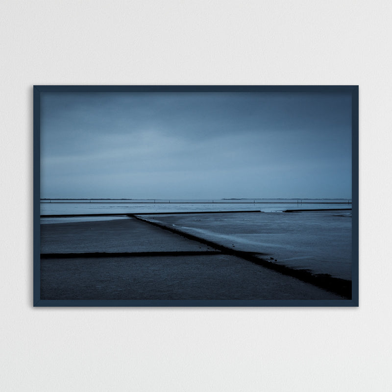 North Sea Tidelands in Germany | Photography Print by Northlandscapes