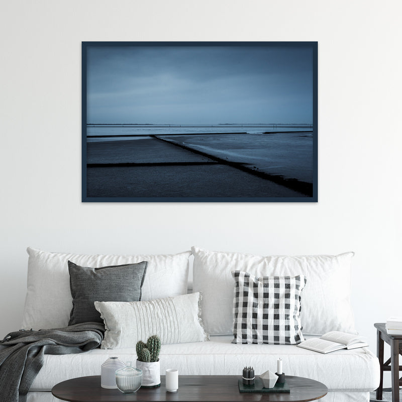 North Sea Tidelands in Germany | Fine Art Photography Print by Northlandscapes