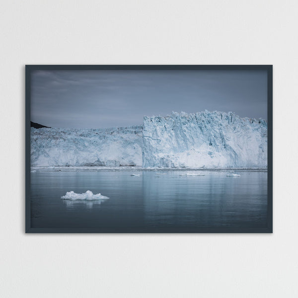 Glacier in Greenland | Photography Print by Northlandscapes