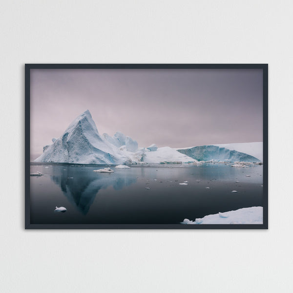 Icebergs in Greenland | Photography Print by Northlandscapes