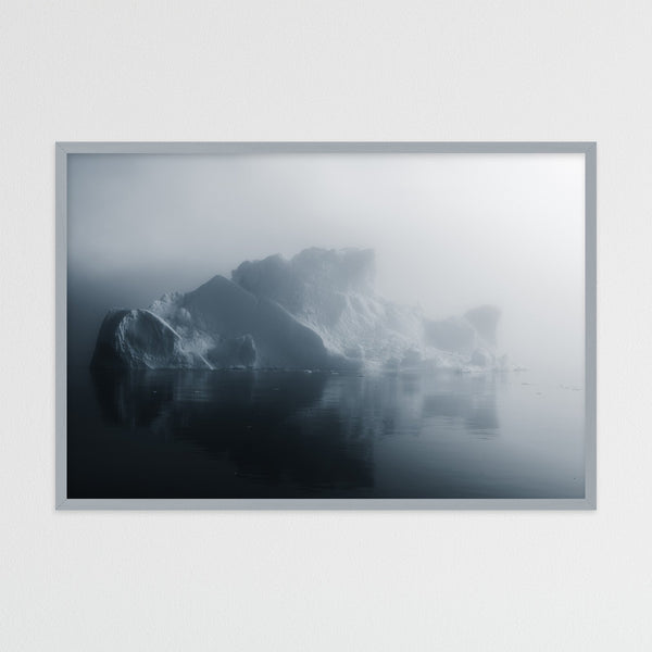 Iceberg in Soft Light in Greenland | Photography Print by Northlandscapes