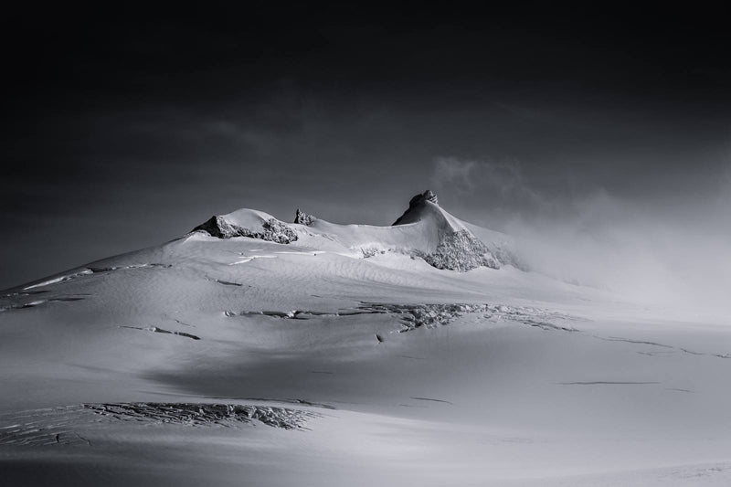 Snæfellsjökull on the Snæfellsnes peninsula in Iceland