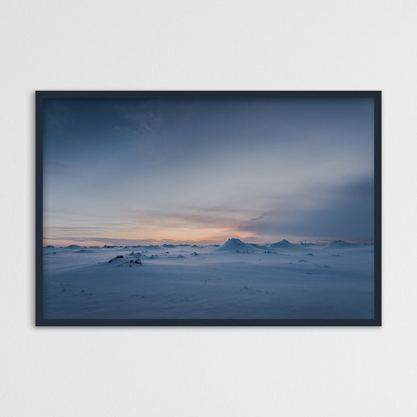 A Winter Morning in Iceland | Photography Print by Northlandscapes