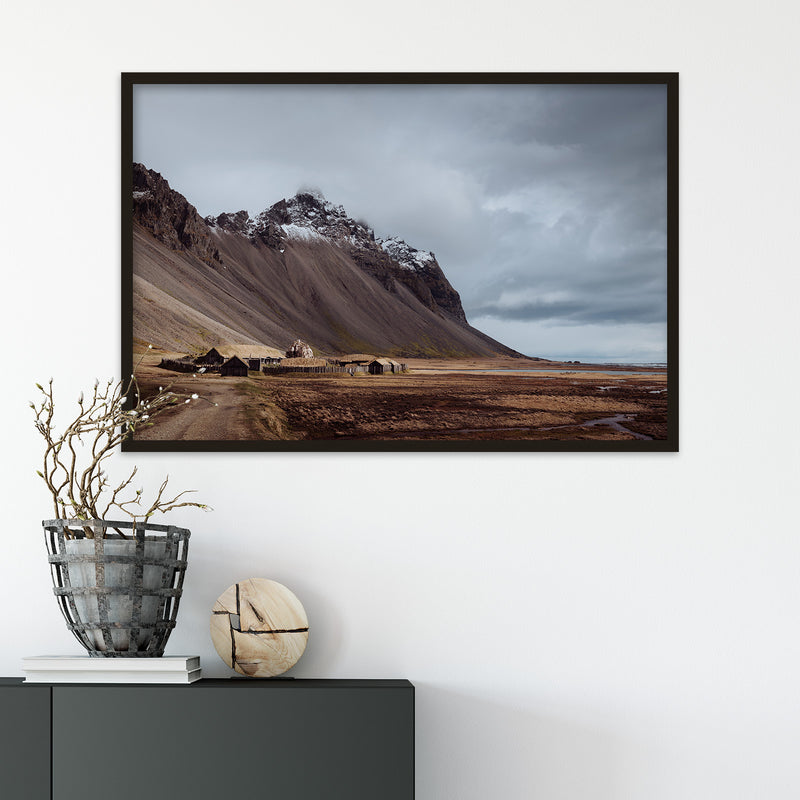 Viking Village in Iceland | Fine Art Photography Print by Northlandscapes