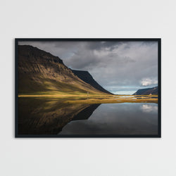 Autumn Colors of the Westfjords in Iceland | Photography Print by Northlandscapes