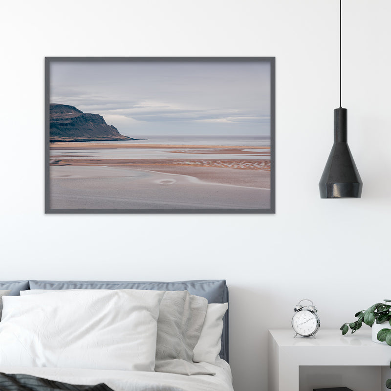 Rauðasandur Beach in the Westfjords of Iceland | Fine Art Photography Print by Northlandscapes