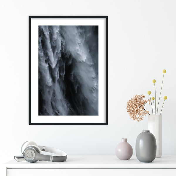 Vøringsfossen Waterfall in Norway | Wall Art Print by Jan Erik Waider
