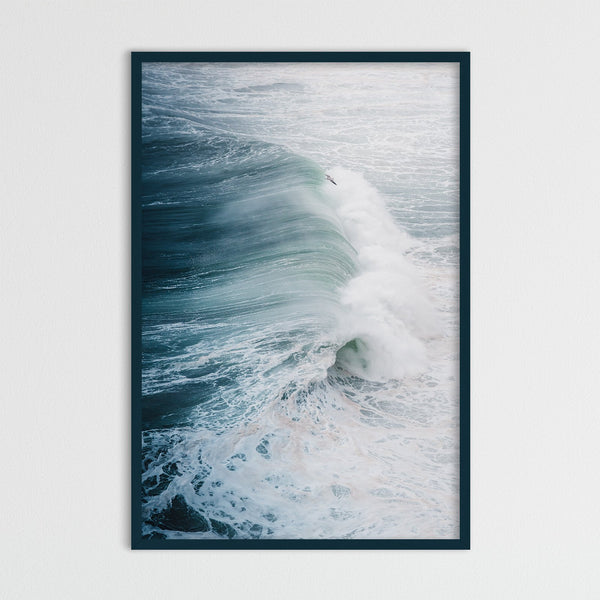 Atlantic Ocean Waves, Portugal | Photography Print by Northlandscapes