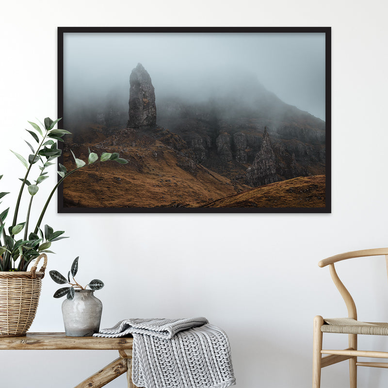Foggy Old Man of Storr | Fine Art Photography Print by Northlandscapes
