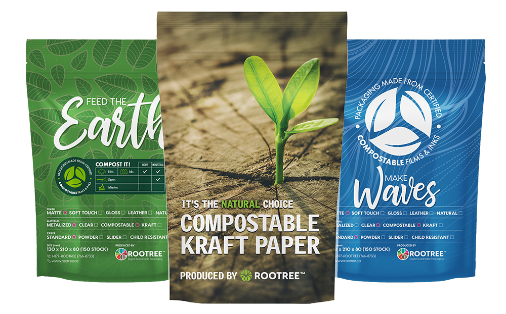 Introducing: Compostable Valves
