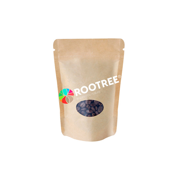 Stand Up Pouch - Oval Window With Zipper: 250g - 1kg
