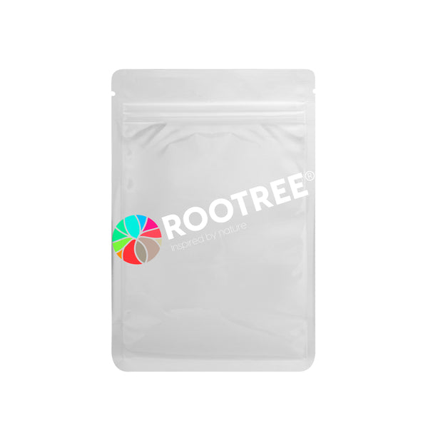 Flat Bottom - Tear Zipper: 250g - 500g (Clearance)