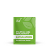 Thumbnail image of: Compostable 3 Side Seal 5 x 7 in / 127 x 178 mm (3SS5x7)
