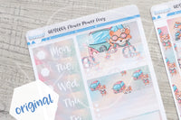 Flower Power Foxy weekly kit