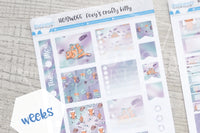 Foxy's crafting kitty weekly kit