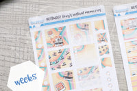 Foxy's instant memories weekly kit