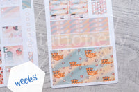 Foxy 4 seasons, Summer weekly kit