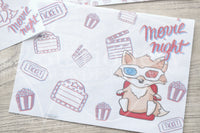 3D Foxy vellum dashboards