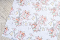 Fairy Foxy TN vellum dashboards