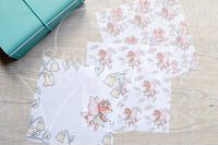 Fairy Foxy vellum dashboards