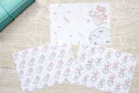 Foxy makes a wish vellum dashboards