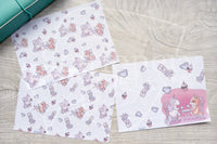 Unicorn tea time Foxy vellum dashboards