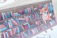 Foxy's library vellum dashboards